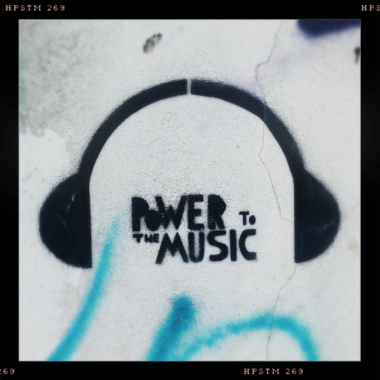 Power to the Music